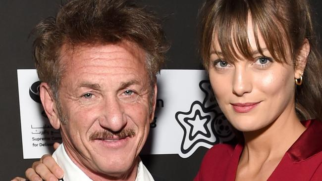 Sean Penn 'madly in love' with his new wife Leila George – NEWS.com.au