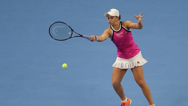 Will Ash Barty be crowned the winner of The Don? She would be only the second tennis player to win the award. Picture: Getty Images