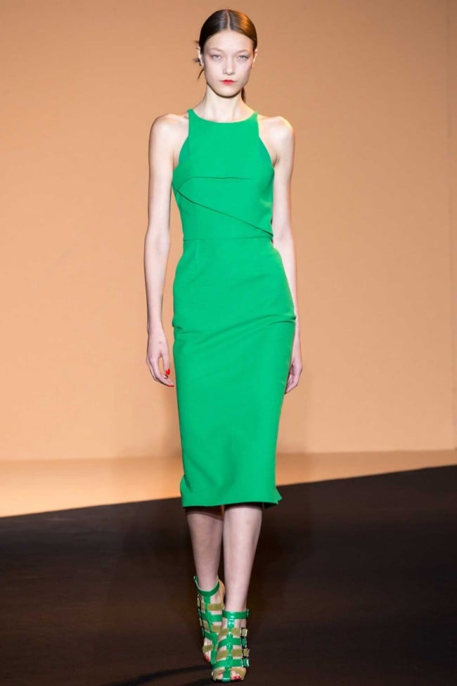 Roland Mouret ready-to-wear spring/summer '15