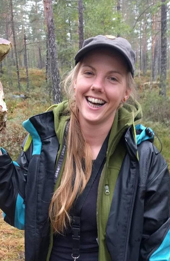 Norwegian tourist Maren Ueland was butchered while on a hiking holiday with her friend. Picture: AFP
