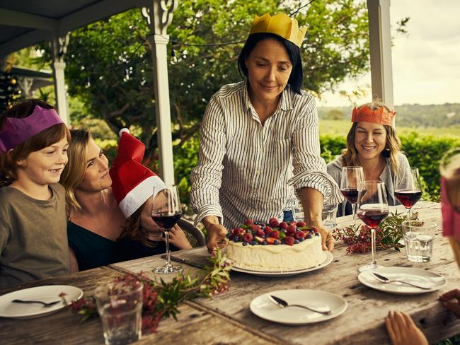 When the Christmas pavlova is served, consider ditching your usual glass of decadent dessert wine and instead enjoying a sweet drop of sherry. Picture: iStock.