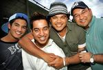 <p>Guy Sebastian will be joined by his brothers Jeremy, 15, Chris, 17, and Ollie, 27 for their first television performance at the 2005 Carols by Candlelight at the Myer Music Bowl.</p>