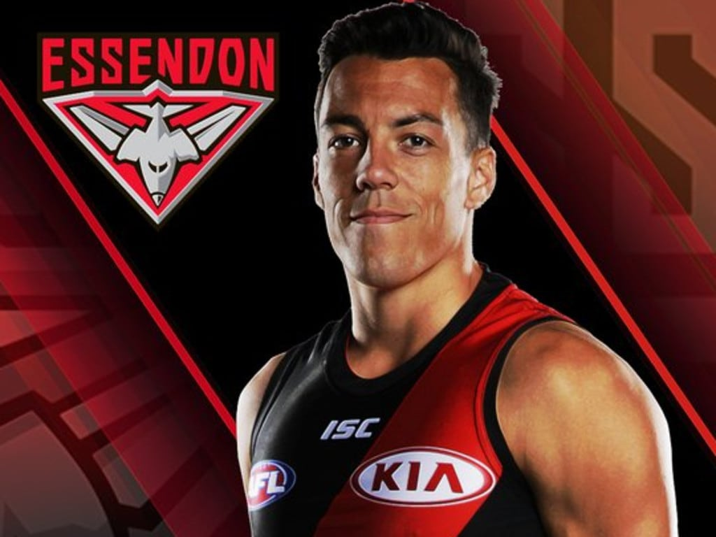 Dylan Shiel is officially an Essendon player.