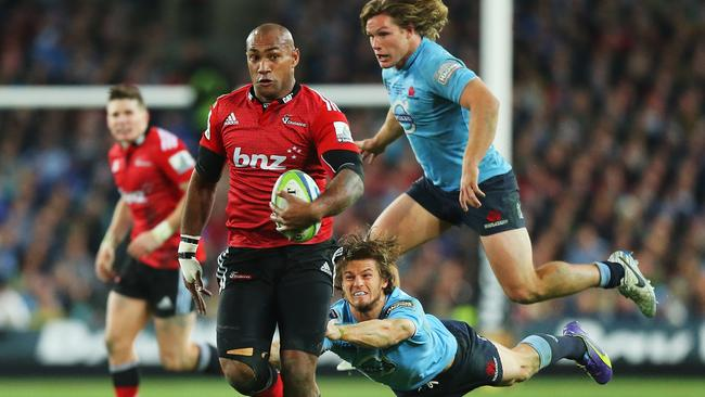 Nemani Nadolo had a brilliant Super Rugby season.