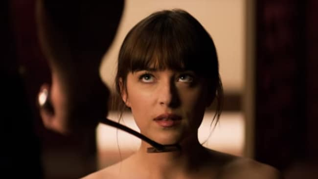 Everything you need to know if attempting to re-create your favourite Fifty Shades sex scenes is here Photo: YouTube
