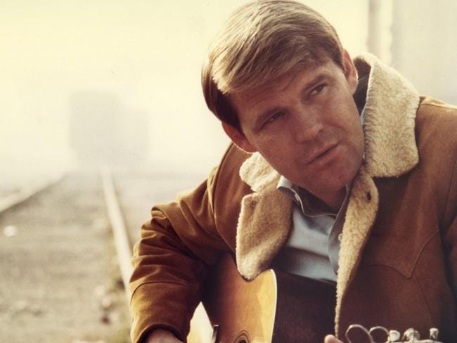 Singer Glen Campbell had one of country music's finest voices.