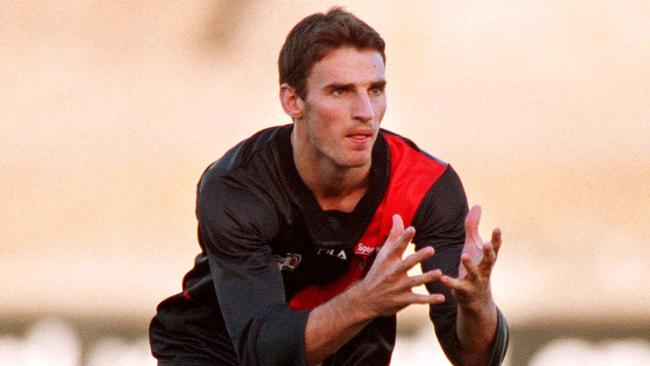 Chris Heffernan played for Essendon.