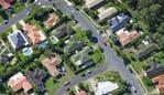 Generic photo of Australian suburban houses / suburbia