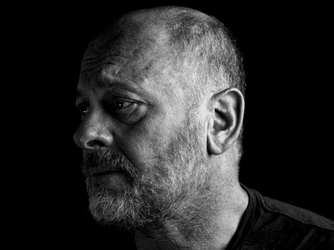 Tim Flannery says his biggest fear is the disruption of global civilisation. Photo: Nick Bowers