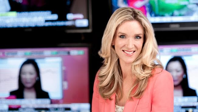Sky News presenter Jacinta Tynan.