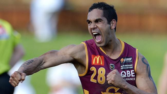 Former Wafl Star Shane Yarran Was Drafted By Fremantle In The  National Draft