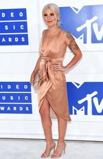 Carly Aquilino attends the 2016 MTV Video Music Awards at Madison Square Garden on August 28, 2016 in New York City. Picture: AFP