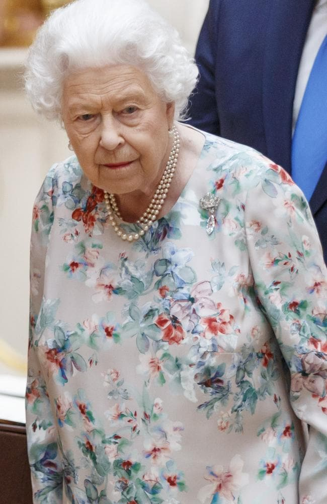 With all eyes on her, however the Queen chooses to handle the coming months will surely be one of the bigger tests of her reign. Picture: Tolga Akmen/WPA Pool/Getty Images.