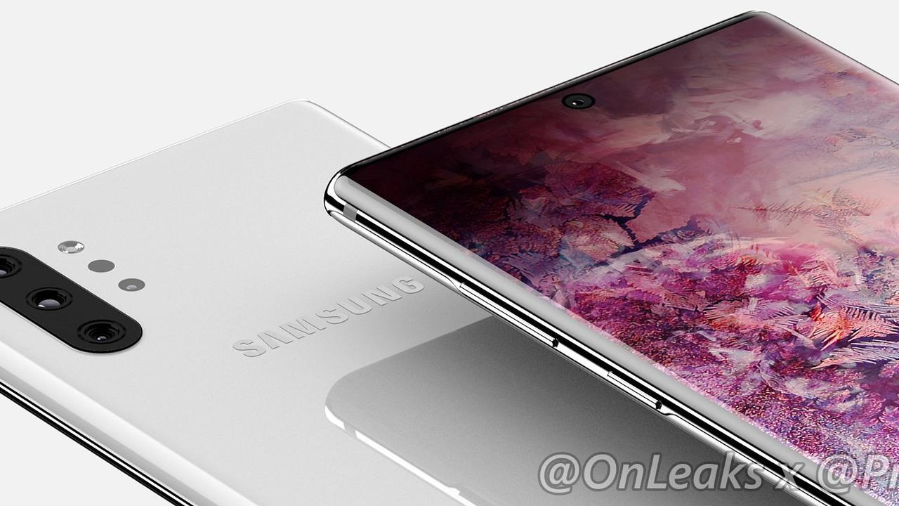 Samsung set to announce 4G and 5G versions of new Note10 phones