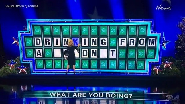 Wheel of Fortune's $28,856 stuff up