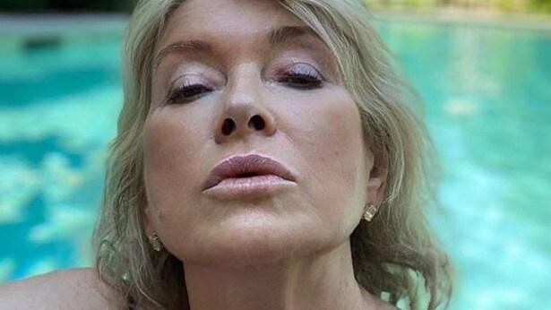 Martha Stewart 78 sizzles in bikini selfie on Instagram – NEWS.com.au