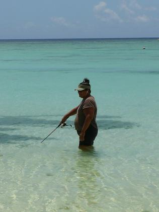 Guam's ancient indigenous population is thought to have settled there 4000-plus years ago.