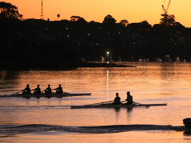 The Central River City focuses around Parramatta and its river. Picture: John Grainger