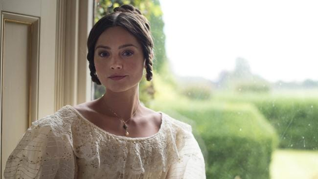 The actor plays Queen Victoria in UK TV drama Victoria