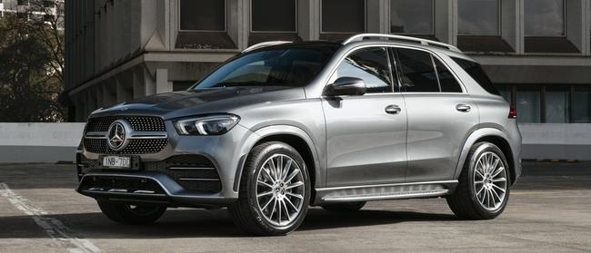 Mercedes GLE: Starting price is $100K; seven-seat option adds $3900