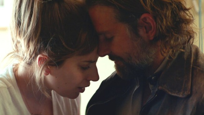 Their love is real. Image: 'A Star Is Born'