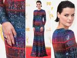 Jaime Alexander attends the 67th Annual Primetime Emmy Awards in Los Angeles. Picture: Getty