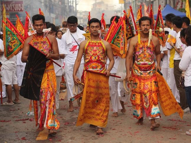 Intrepid Travel rules out its tours visiting Phuket's Vegetarian Festival.
