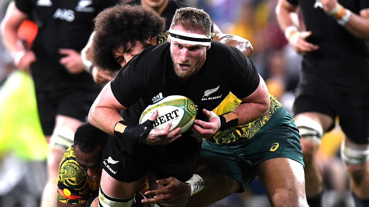 New Zealand skipper Kieran Read has made his return to rugby after a seven month injury lay-off.