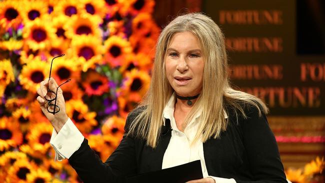 Barbra Streisand. Picture: Joe Scarnici/Getty Images