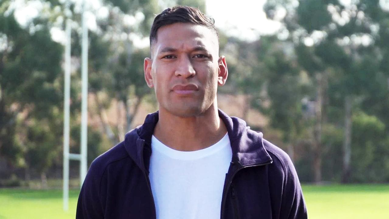 Israel Folau is not giving up on his crowd-funding appeal.