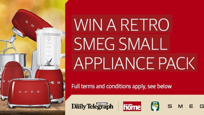 Win A Retro Smeg Small Appliance Pack With Home Magazine