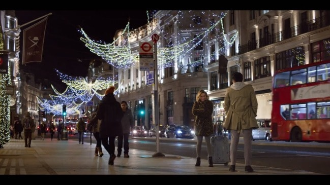 'Last Christmas': A Love letter to London