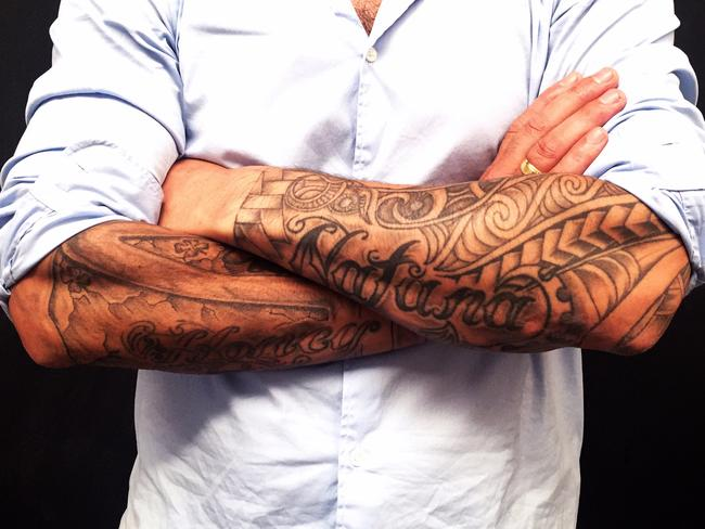 'Non-offensive' tattoos are now allowed at Air New Zealand.