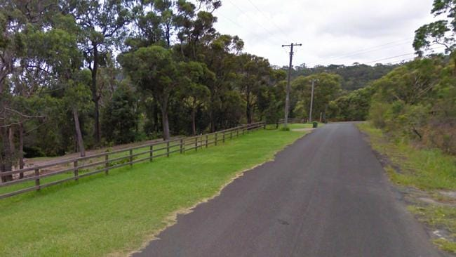 A man was attacked with a crossbow at Dawson Street, Somersby. Source: Google StreetView
