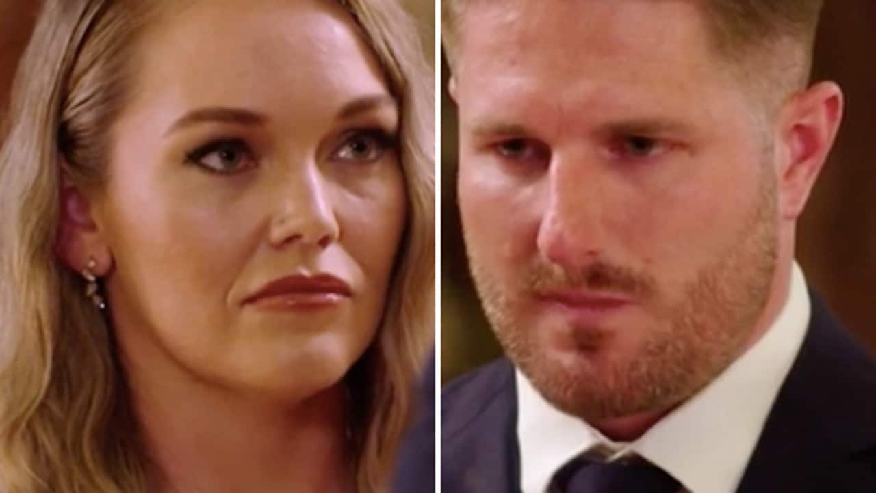 James Weir recaps Married At First Sight Australia 2021 episode 29 | Bryce and Melissa's decision