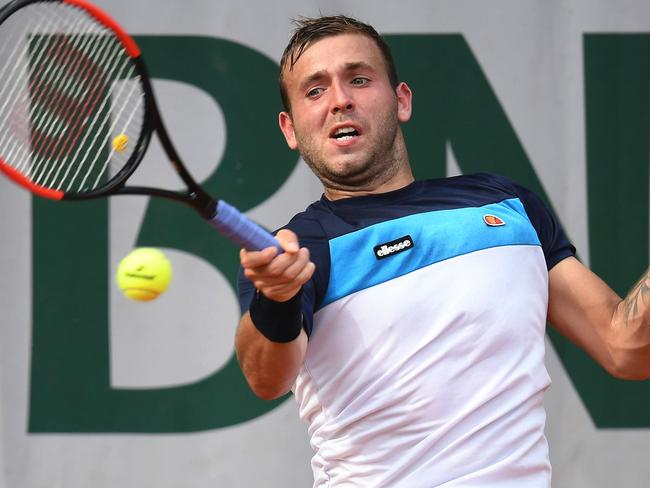 Dan Evans will likely miss Wimbledon.