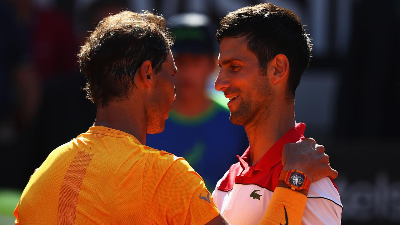 Will we see another Djokovic-Nadal classic? (Photo by Dean Mouhtaropoulos/Getty Images)