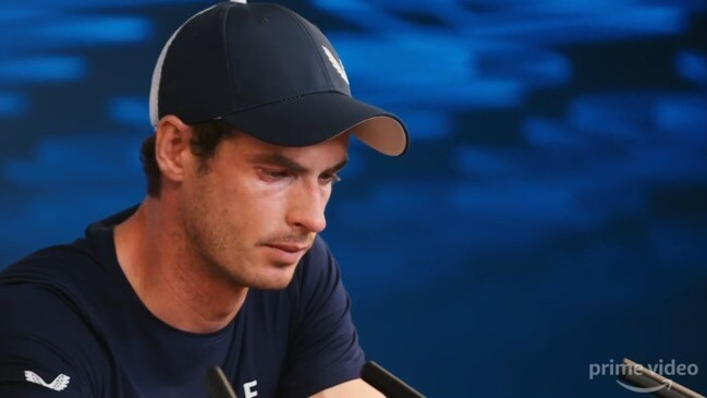 Andy Murray: Resurfacing - Official Trailer