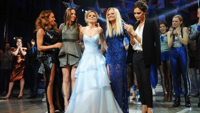 Victoria will be cheering the Spice Girls on from the sidelines. Source: Getty Images