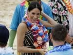 Prince Harry and Meghan's royal tour of Australia - Day 4. AP Photo/Kirsty Wigglesworth