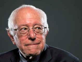 Your taxes believed in Bernie
