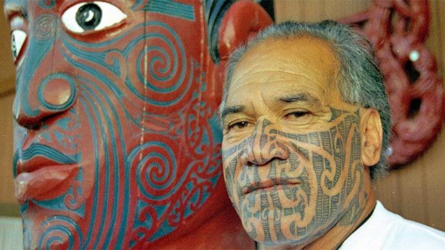 Movie, Sports Stars, Celebrities Prompt Traditional Maori
