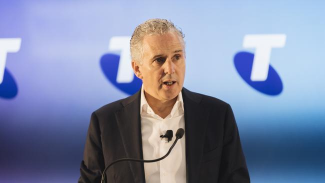 Telstra CEO Andy Penn.
