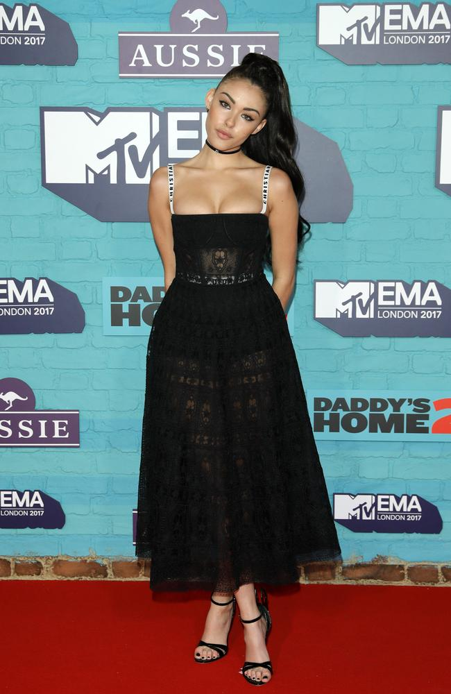 Madison Beer wore Dior.