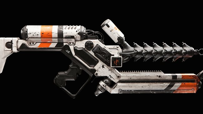 Ign The 25 Coolest Sci Fi Movie Weapons