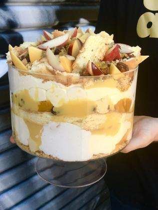 The Cath Trifle. Picture: Supplied