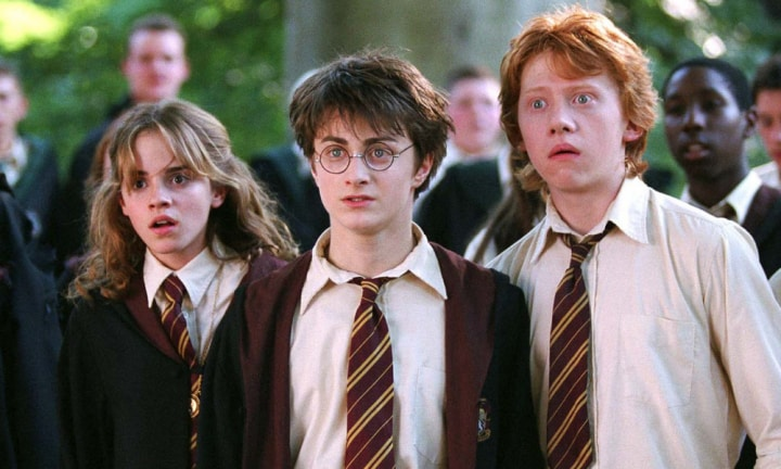 JK Rowling confirms Hermione Granger theory