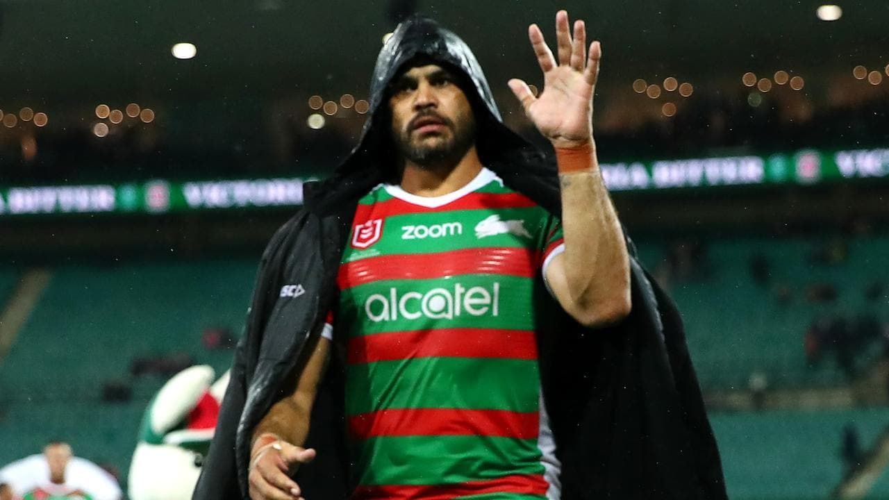 Greg Inglis announced his retirement date two years out, with some doubting if he has enough petrol in the tank to go the distance.