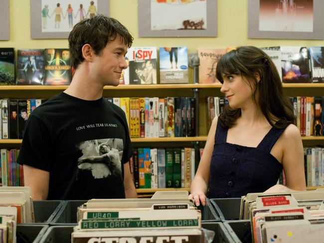 An office relationship between Tom and Summer didn't end so well, professionally and otherwise, in (500) Days of Summer.