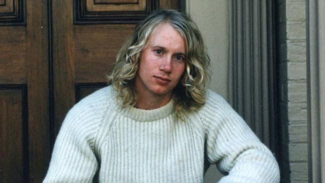 A photo of Martin Bryant, taken just days before the Port Arthur massacre.
